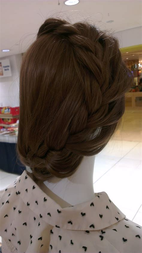 Line Hairstyle
