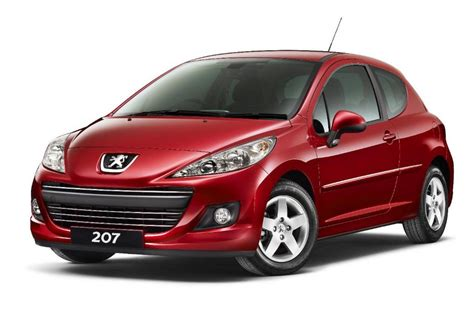 Peugeot Car : 2010 Peugeot 207 Millesim 200 Special Edition Review