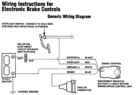 tekonsha voyager wiring diagram wiring diagram  fuse
