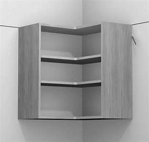 Meuble Cuisine Haut : hauts angle en l meuble ~ Teatrodelosmanantiales.com Idées de Décoration