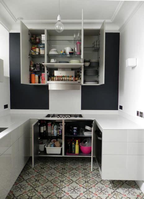cuisine suspendue cuisine suspendue dans appartement haussmannien