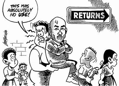 Gleaner Jamaica Saturday December Cartoon