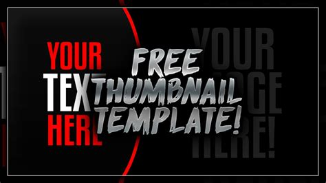 Thumbnail Template Thumbnail