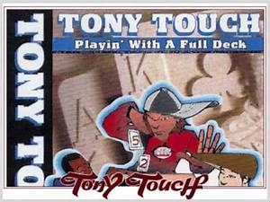 Tony Touch Rap 52 Intro Ft. Tony Touch Freestyle 1996 Old ...