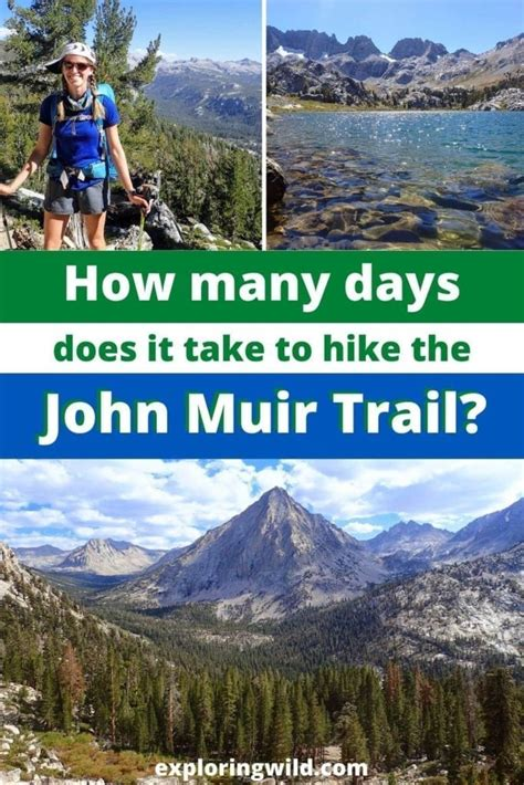 Find out how long it takes to train for a 10k race depending on your fitness level. How long does it take to hike the John Muir Trail ...