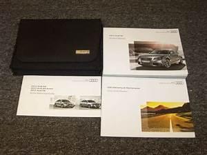 2011 Audi S4 Sedan Owner Owner U0026 39 S Operator User Guide