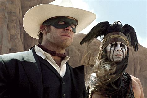 are you going to see the lone ranger ign boards