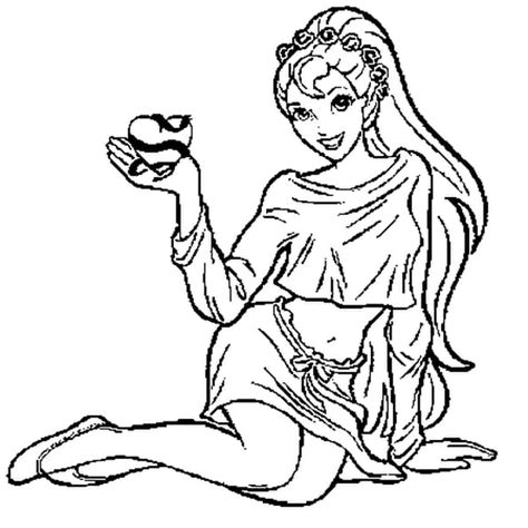 Dessin a imprimer manga fille is important information accompanied by photo and hd pictures sourced from all websites in the world. Coloriage Jolie Fille en Ligne Gratuit à imprimer