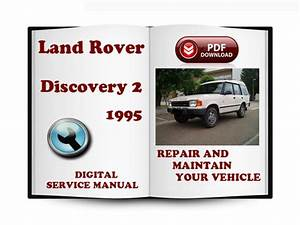 Land Rover Discovery 2 1995 Service Repair Manual