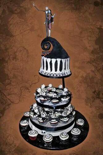 jack skellington cakes images  pinterest