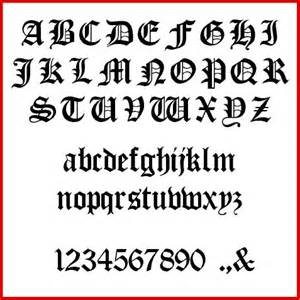 elizabethan alphabet contained just 24