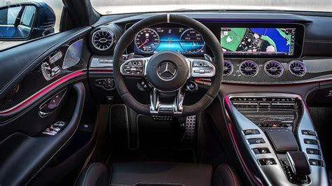 Top Gear 4 Door Supercars by 2019 Mercedes Amg Gt 63s 4 Door Coup 233 Cars Technology