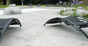Beton Ciré Piscine : amenagement piscine asb beton rennes 35 ~ Melissatoandfro.com Idées de Décoration