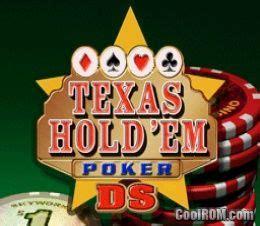 texas hold em poker ds rom   nintendo ds nds