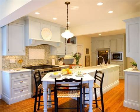 Angled Kitchen Island Home Design Ideas, Pictures, Remodel