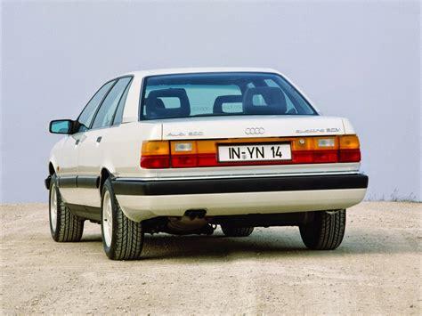 Image Gallery Audi 100 200 C3