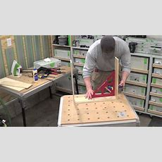 Building Kitchen Cabinets Part 11 The Drawers  Youtube