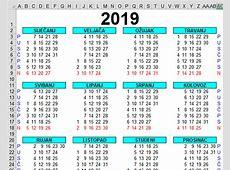 Kalendar kuda 2019 2 2019 2018 Calendar Printable with