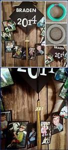 photo cap table images 25 diy graduation party With what kind of paint to use on kitchen cabinets for party hat stickers for photos