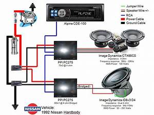 Diagram  Auto Stereo Car Speaker Wiring Diagrams Full