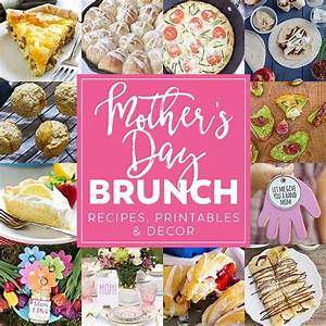 Mother's Day Brunch Meal Plan   TidyMom®