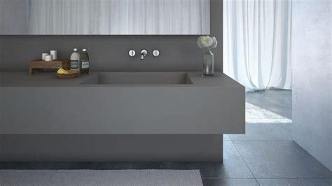 sleek concrete  model  caesarstone http