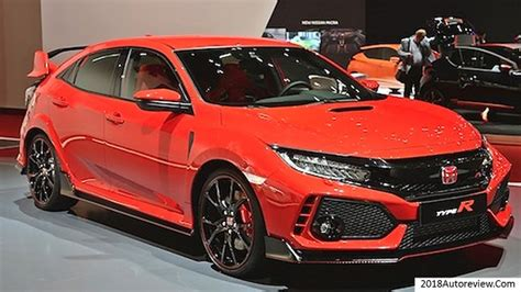 2019 Honda Civic Type R Release Date 2018autoreviewcom