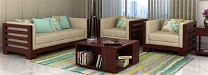 sofa set for living room home the honoroak With home furniture online ahmedabad