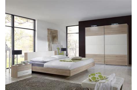 chambre 224 coucher adulte pas cher ch 234 ne clair cbc meubles