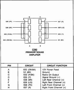 Does Anybody Have Wiring Diagram For The Stereo System On 1992 Mercury Tracer Lts