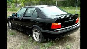 Bmw All Parts S Bmw E36 325i Sedan Built Nov 1993 M50 6 Cyl Engine Auto Black On Black Fl16086