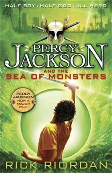 Percy Jackson And The Sea Of Monsters (book 2) By Riordan