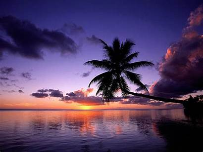 Sunset Island Wallpapers Backgrounds Tag