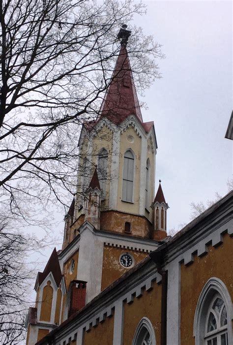 Mantojums | Sv.Jāņa luterāņu baznīca