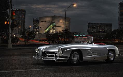 Mercedes Benz Classic Wallpaper