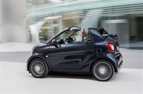 smart cabrio brabus smart fortwo and forfour brabus models now on sale autocar