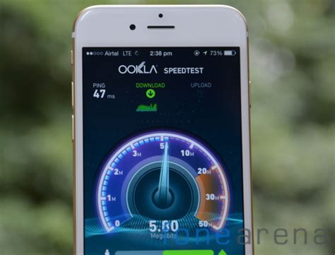 what does lte on iphone here s our apple iphone 6 4g lte indian speed test results What