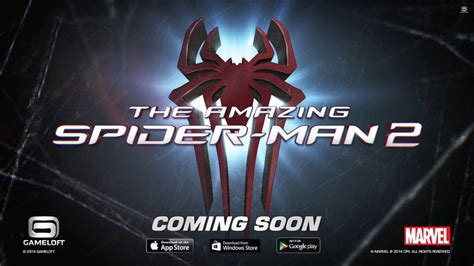 amazing spider man  android game   released