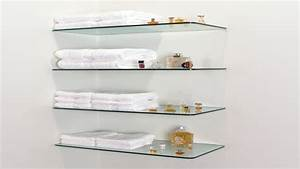 Home Depot Floating Shelf Glass Wall Shelf Floating Glass