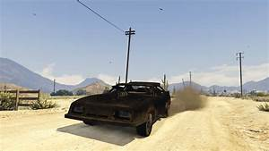 Mad Max Voiture : mad max interceptor vehicules pour gta v sur gta modding ~ Medecine-chirurgie-esthetiques.com Avis de Voitures