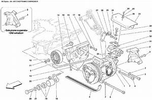 exploded view maranello classic parts With auto ac compressor parts diagram auto parts diagrams