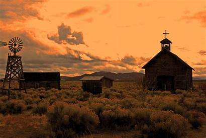 Wild West Town Wallpapers Western Ghost Homestead
