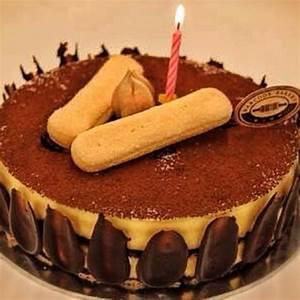 Tiramisu Birthday Cake by Tony Wong | Burpple