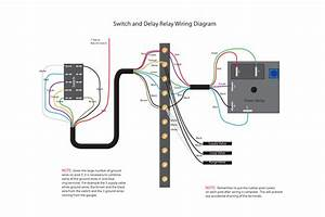 Golden Fuel Systems Switch Delay Relay Wiring Diagram