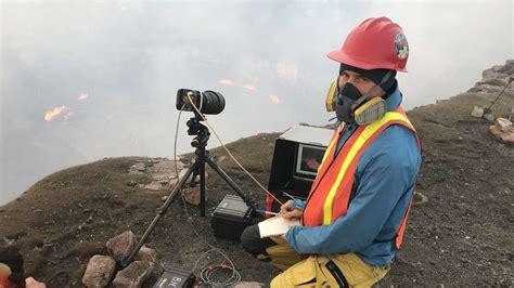 Gaißacher Erforscht Vulkanausbruch Auf Hawaii Gaißach