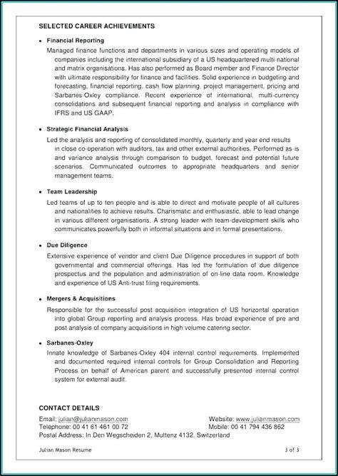 business prospectus template template  resume