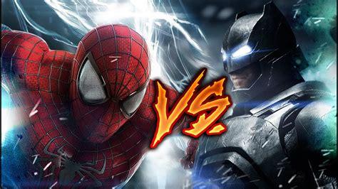 Batman Vs Spiderman Rap