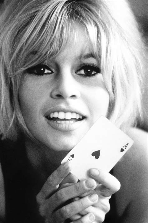 Brigitte bardot gallery, video, articles and hair/ makeup tutorials. Douglas Kirkland - Brigitte Bardot, Ace of Hearts