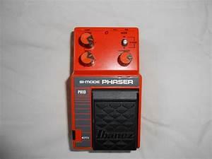 Ibanez Ph10 Bi-mode Phaser Image   686127