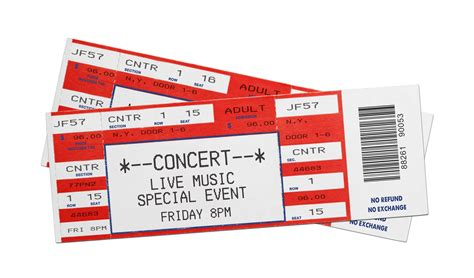 A Guide To The Best Way To Buy Concert Tickets